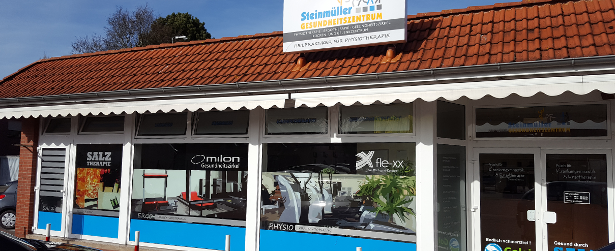 Physiotherapie Steinmüller in Otterndorf